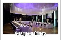 Design weddings